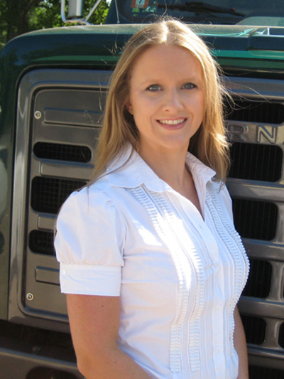 Jennifer Schwenzer serves as the Marketing and Finance Director of DOT Compliance & Safety Solutions, LLC